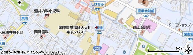 オレンジ本店・ヘアメイク周辺の地図