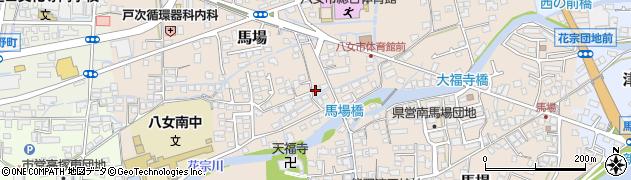 ドッグサロンGOGOパンキー周辺の地図