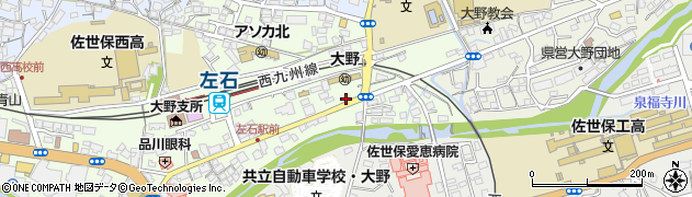 小川モータース周辺の地図