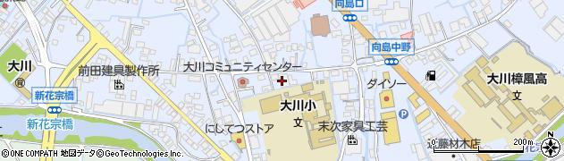 高木秀輝税理士事務所周辺の地図