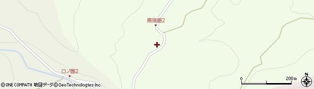 大分県玖珠郡九重町引治1924周辺の地図