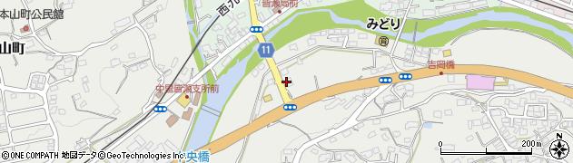 R・E・P周辺の地図