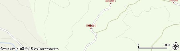 大分県玖珠郡九重町引治1937周辺の地図