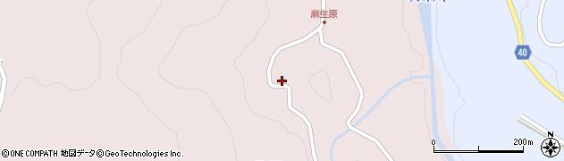 大分県玖珠郡九重町町田4604周辺の地図