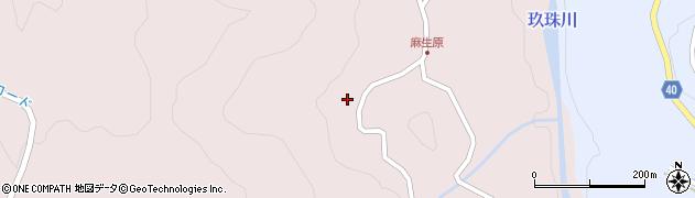 大分県玖珠郡九重町町田4603周辺の地図