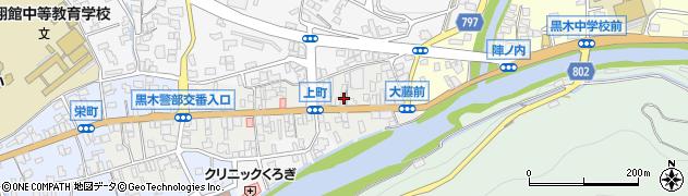 まる昌醤油醸造元周辺の地図