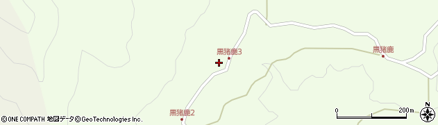 大分県玖珠郡九重町引治1957周辺の地図