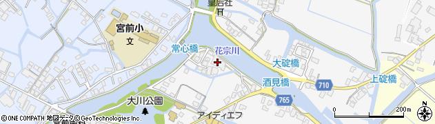 有限会社喜多製作所周辺の地図
