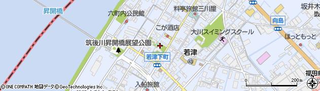 浄光寺周辺の地図