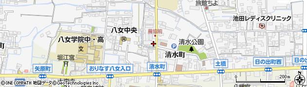株式会社ダブルレインボー周辺の地図