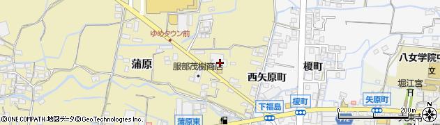 株式会社YKG物流周辺の地図