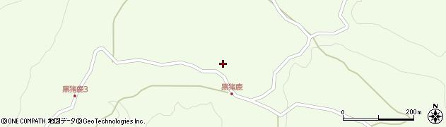大分県玖珠郡九重町引治1753周辺の地図