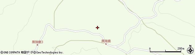 大分県玖珠郡九重町引治1766周辺の地図