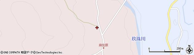 大分県玖珠郡九重町町田4707周辺の地図