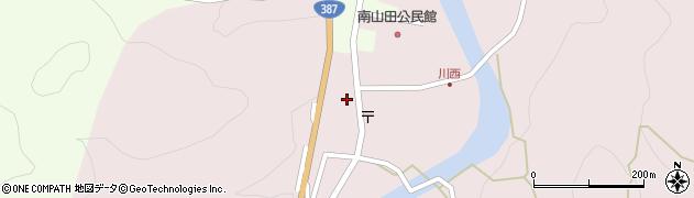 大分県玖珠郡九重町町田519周辺の地図