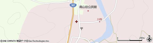 大分県玖珠郡九重町町田1253周辺の地図