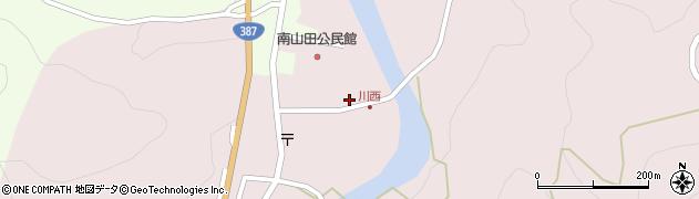 大分県玖珠郡九重町町田534周辺の地図