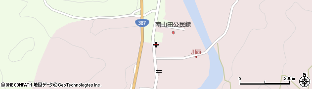 大分県玖珠郡九重町町田545周辺の地図