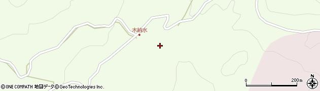大分県玖珠郡九重町引治1323周辺の地図