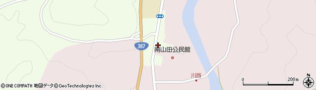 大分県玖珠郡九重町引治1231周辺の地図