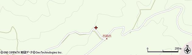 大分県玖珠郡九重町引治1354周辺の地図
