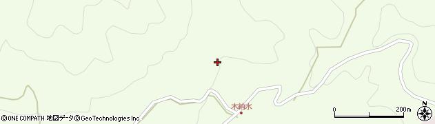 大分県玖珠郡九重町引治1369周辺の地図