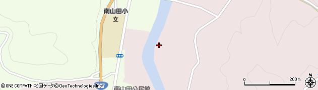 大分県玖珠郡九重町町田1183周辺の地図