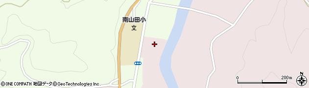 大分県玖珠郡九重町町田557周辺の地図