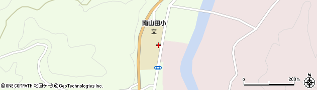 大分県玖珠郡九重町町田564周辺の地図