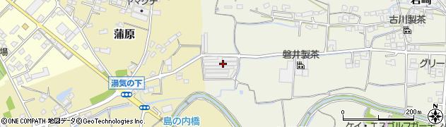 杉山養豚場周辺の地図