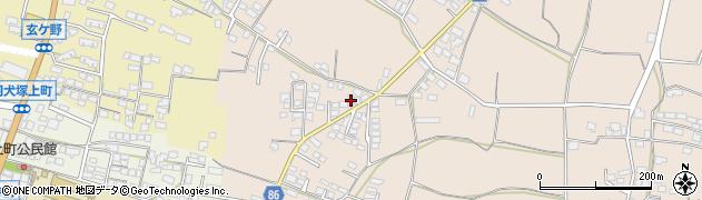 サロンド・モア周辺の地図