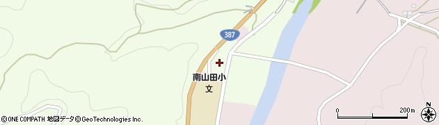 大分県玖珠郡九重町町田567周辺の地図