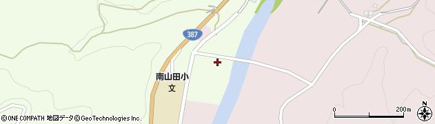 大分県玖珠郡九重町引治1207周辺の地図