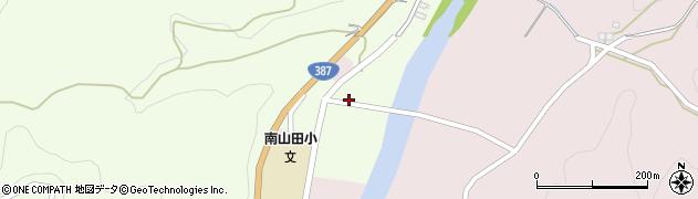 大分県玖珠郡九重町引治1205周辺の地図