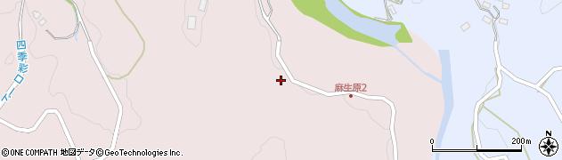 大分県玖珠郡九重町町田5174周辺の地図