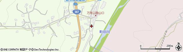 大分県玖珠郡九重町引治177周辺の地図