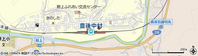 大分県玖珠郡九重町右田695周辺の地図