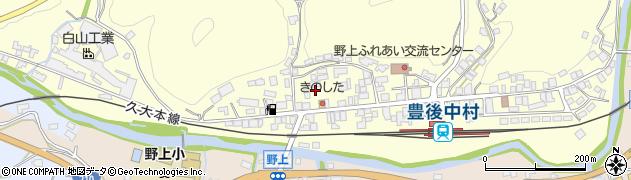 大分県玖珠郡九重町右田726周辺の地図
