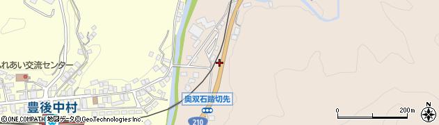 大分県玖珠郡九重町野上1358周辺の地図