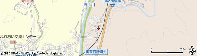 大分県玖珠郡九重町野上1321周辺の地図