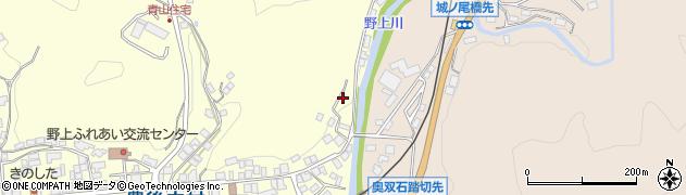 大分県玖珠郡九重町右田603周辺の地図