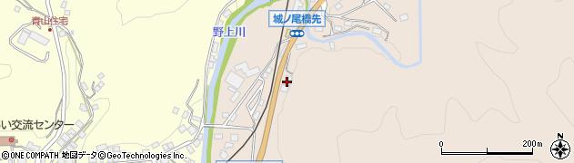 大分県玖珠郡九重町野上1356周辺の地図