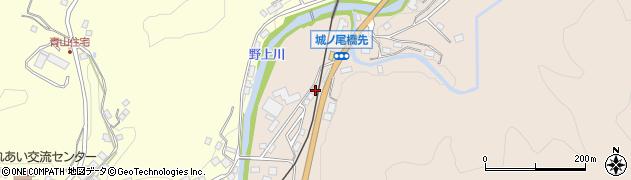 大分県玖珠郡九重町野上1357周辺の地図