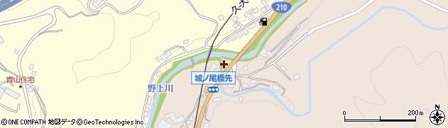 大分県玖珠郡九重町野上1414周辺の地図