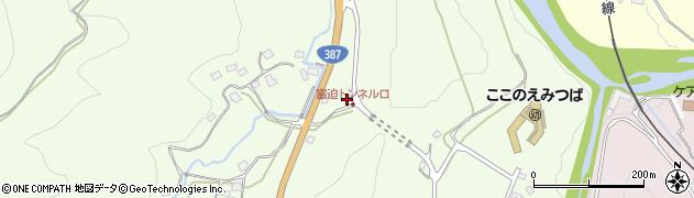 大分県玖珠郡九重町引治138周辺の地図