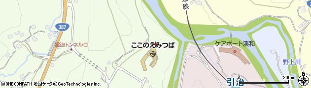 大分県玖珠郡九重町引治508周辺の地図