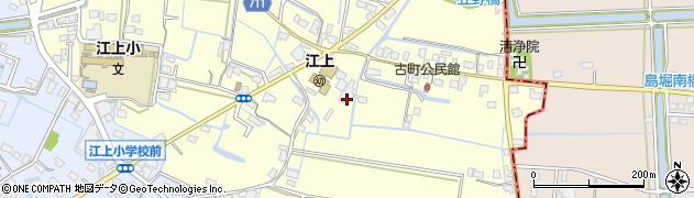 大安寺周辺の地図