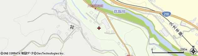 大分県玖珠郡九重町引治10周辺の地図