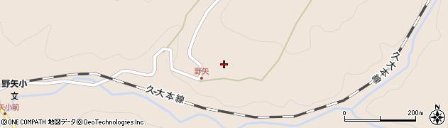 大分県玖珠郡九重町野上3522周辺の地図