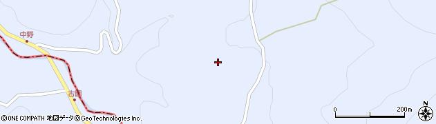 大分県玖珠郡玖珠町山浦1757周辺の地図